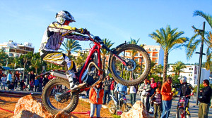 El Campionat Balear de Trial a càrrec de Motoclub Formentera, que tindrà lloc el diumenge 2 de març, és una de les grans novetats del programa festiu.