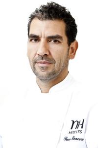 En la imagen, el cotizado Paco Roncero, chef del restaurante del Casino de Madrid.  Foto: Paco Roncero (Wikipedia)
