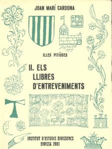 """Entre els més de 700 motius dels habitants de les Pitiüses que recollí Joan Marí Cardona a Els Llibres d'Entreveniments, publicat el 1981 per l'Institut d'Estudis Eivissencs, hi ha """"Cap de Lloca""""."""