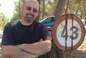Lluís Ferrer Ferrer, el padre y alma de esta sección.