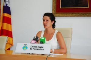 La diputada del Grupo Mixto, Silvia Tur, en una imagen de archivo.