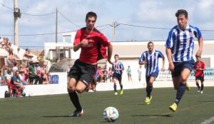 Górriz ya suma siete goles en la Liga con los dos que le ha marcado al Manacor