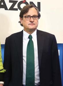 El exdiputado del PP y ahora periodista Francisco Marhuenda. Foto: Wikipedia.