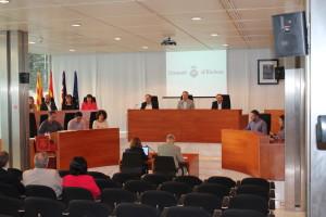 Imatge del ple del Consell d'aquest octubre. Foto: CIE.