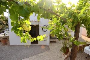 Can Dani es el único restaurante de las Pitiüses que tiene una estrella Michelin.  Foto: candaniformentera.com