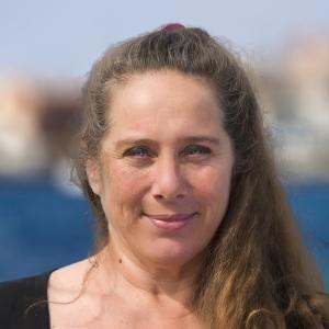 Viviana de Sans, candidata de Podemos-Guanyem Eivissa al Consell.