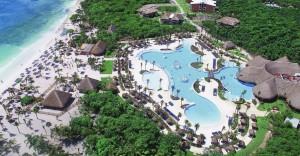 Imagen de uno de los resorts de la cadena Palladium en la Riviera Maya. Foto: palladiumhotelgroup.com