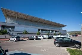 Polideportivo de Can Guerxo. Imagen: Ayuntamiento de Sant Josep.
