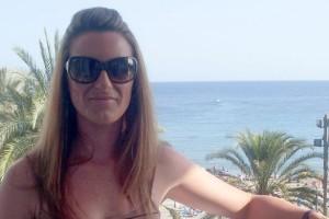Lisa Brown, la británica desaparecida (Fotografía: Liverpool Echo).