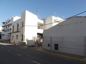 Estas son las viviendas que el Consistorio prevé derribar para mejorar el tráfico rodado y el acceso de peatones.
