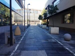 Este jueves se cerrará al tráfico un tramo de la calle Felipe II.
