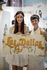 Las Dalias en la última edición de Fitur en 2015