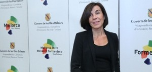 La directora general de Turismo del Govern balear, Pilar Carbonell.