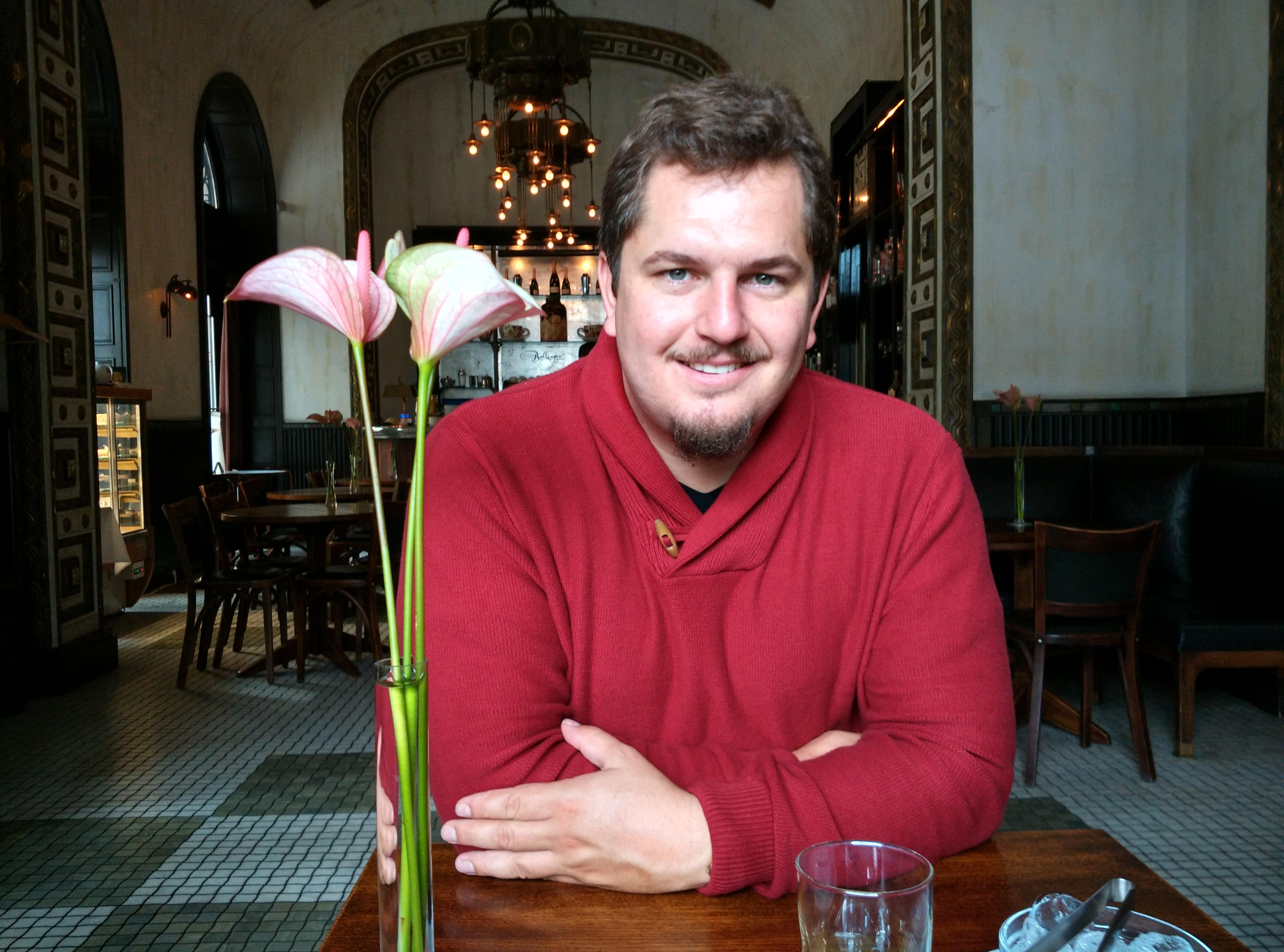 Thumbnail for Ben Clark participa en el Festival Poetas, que se celebrará en mayo en Madrid - Noudiari.es