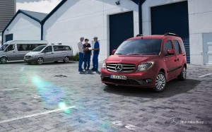 Mercedes Citan Tourer Plus