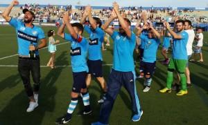 iudad de Ibiza. Acenso a Tercera División. Temporada 2015-16.
