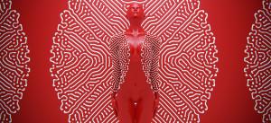 La imagen Diffusion, de Kouhei Nakama, para ArtFutura.