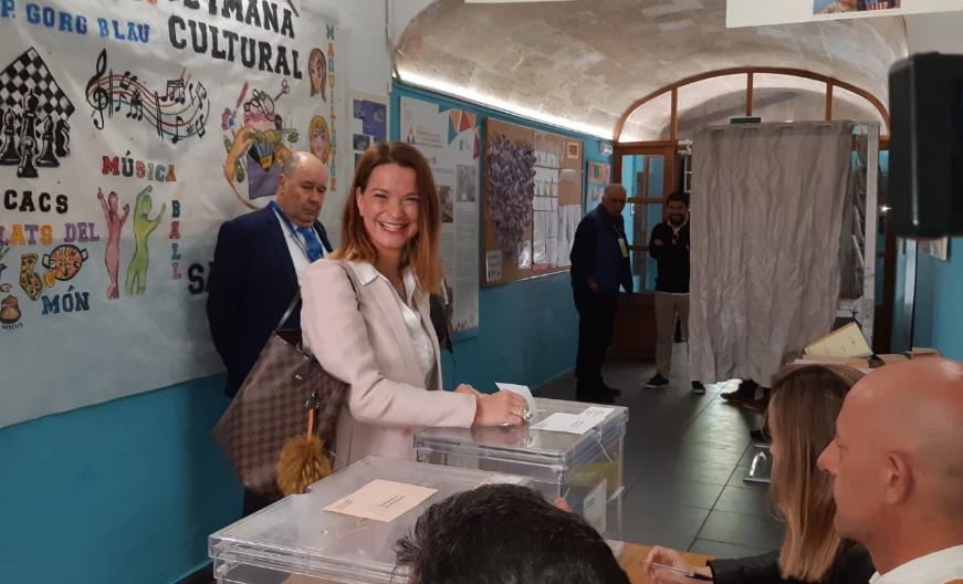 España Suma | Jornada Electoral  Elecciones-generales-2019.-Marga-Prohens