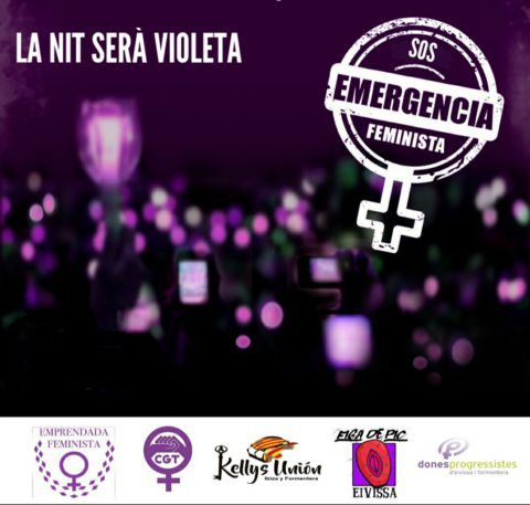 Violencia machista: Más de 200 ciudades españolas se suman a