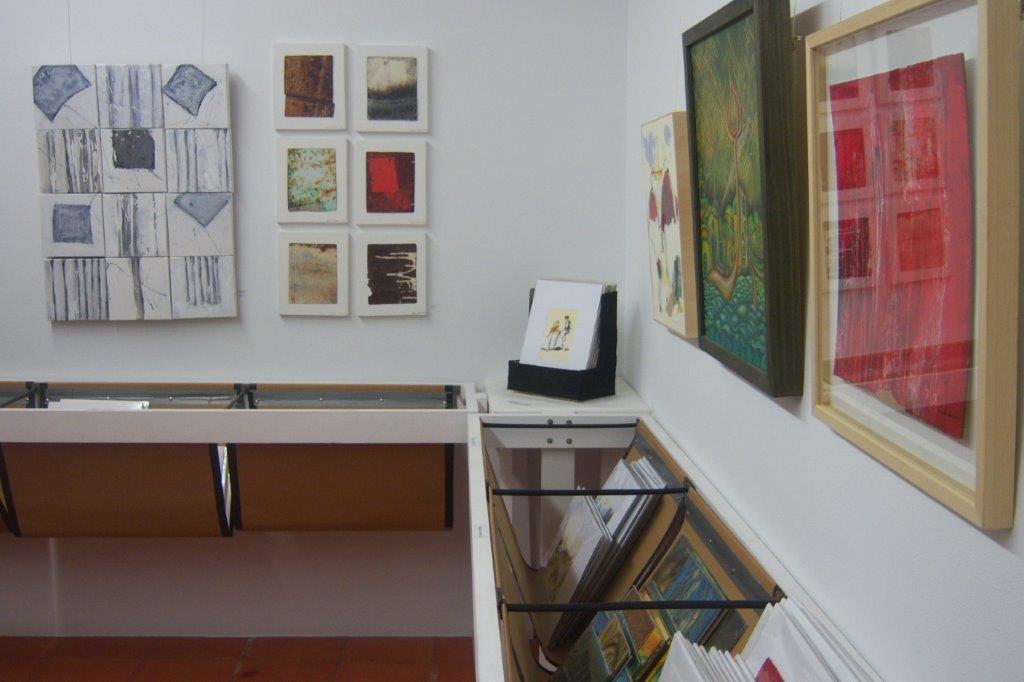 Garden Art Gallery acoge una nueva edición del Supermercat de l'Art.